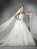 Svatební šaty Pronovias Presen 2016