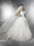 Svatební šaty Pronovias Preston 2016