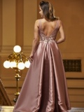 Společenské šaty Pronovias Tasila Blushpink 2020