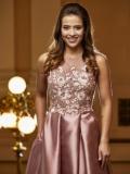 Maturitní šaty Pronovias Tasila Blushpink 2020