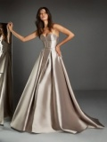 Maturitní šaty Pronovias TE Style 20 2020