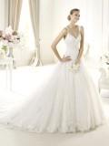 Svatební šaty Pronovias Uri 2015