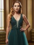 Společenské šaty Jora y40208 2020