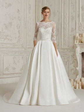 WEDDING DRESS 2019 Pronovias Miren