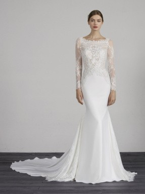 WEDDING DRESS 2019 Pronovias Mistic