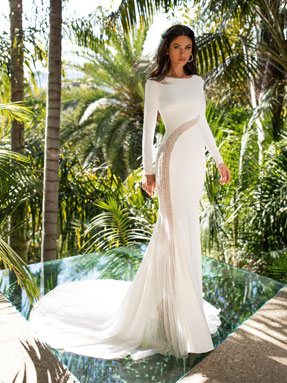 WEDDING DRESSES Pronovias Morgan 2021