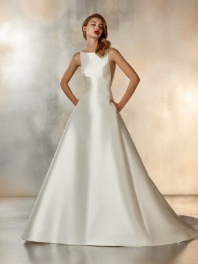 WEDDING DRESS 2020 Atelier Pronovias Morning