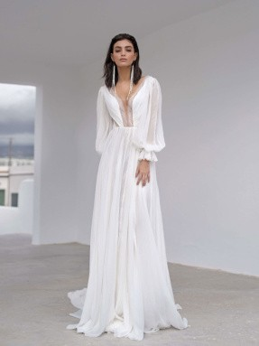 WEDDING DRESS 2020 Rara Avis Nait