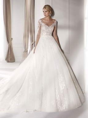 WEDDING DRESS 2020 Nicole Milano NIA20711