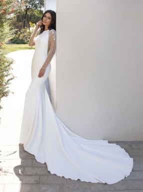 WEDDING DRESS 2020 Pronovias Nika