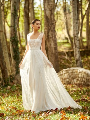 WEDDING DRESS 2020 Rosa Clará Oceania