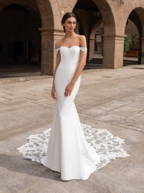 WEDDING DRESS 2020 Pronovias Syrinx