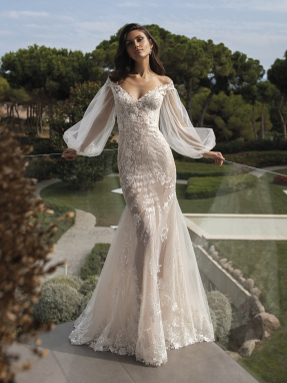 WEDDING DRESSES Pronovias Talia 2021