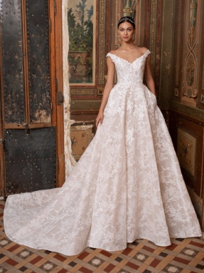 WEDDING DRESS 2020 Pronovias Thebe