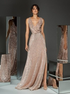 EVENING DRESSES Pronovias TS Style 06 2020