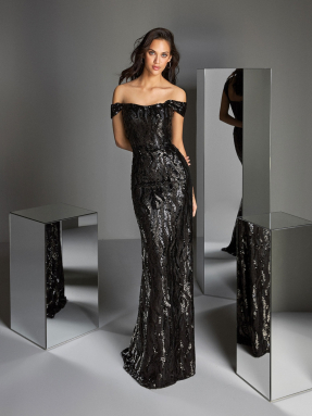 EVENING DRESS 2021 Pronovias TS style 104