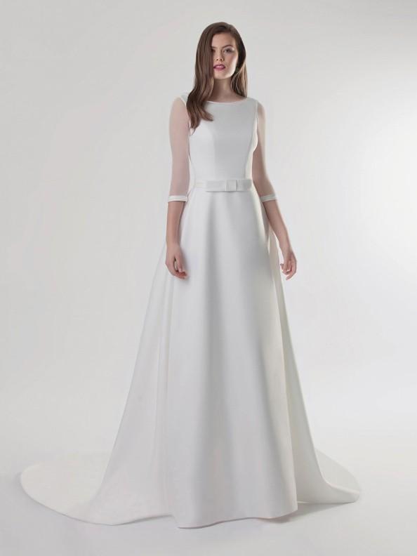 Svatební šaty Pepe Botella 496 2015