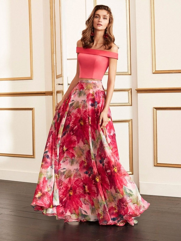 Společenské šaty Marfil by Rosa Clará 4j237 2021