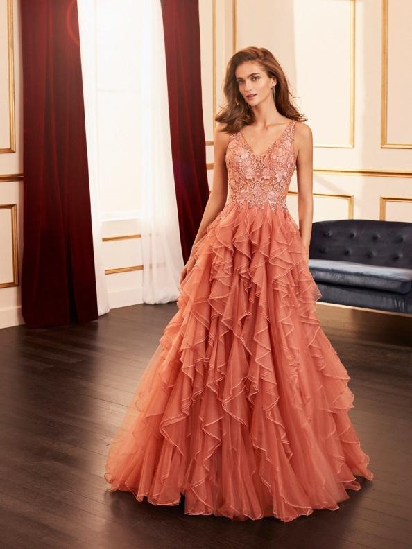 Společenské šaty Marfil by Rosa Clará 4j2f3 2020