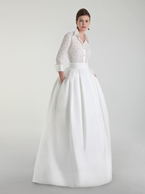 Svatební šaty Pepe Botella 550 2018