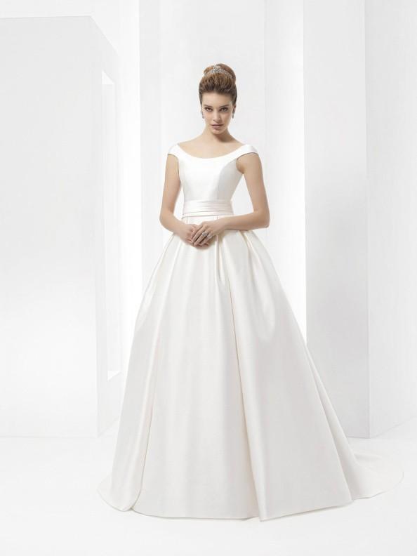 Svatební šaty Pepe Botella 554 2016