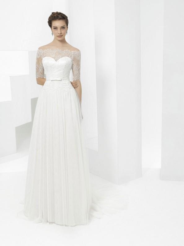 Svatební šaty Pepe Botella 582 2016