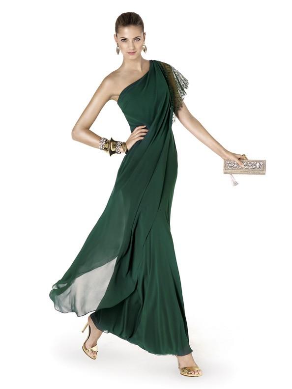 Společenské šaty Pronovias Abalorio 2015