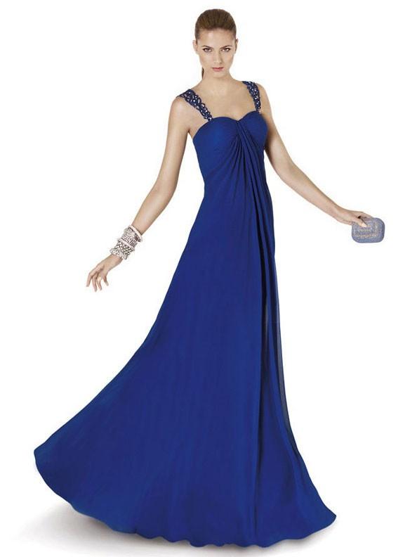 Společenské šaty Pronovias Abeku 2016