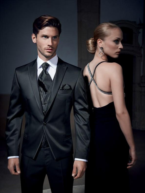 Pánské obleky Wilvorst After Six vzor12 2013