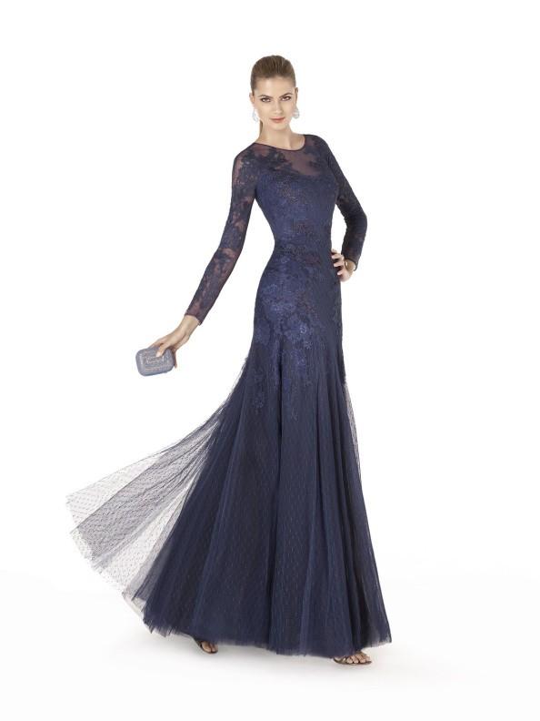 Společenské šaty Pronovias Ami 2015