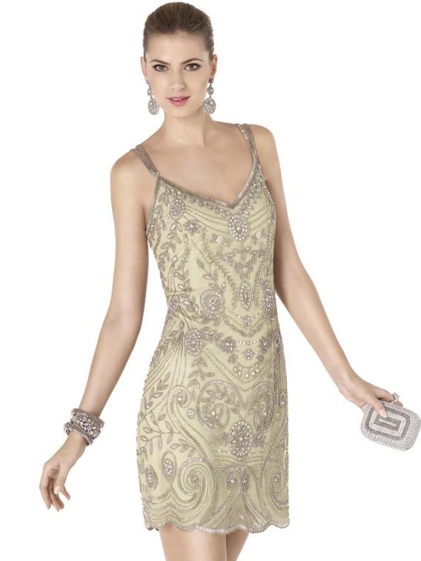 Společenské šaty Pronovias Anabel 2015