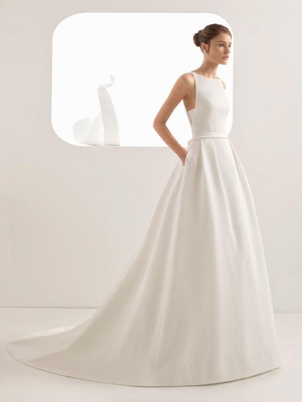 Svatební šaty Rosa Clará Apolo 2018