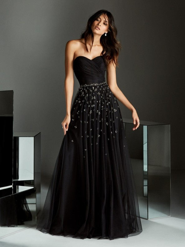 Společenské šaty Pronovias Atos Style 02 2020
