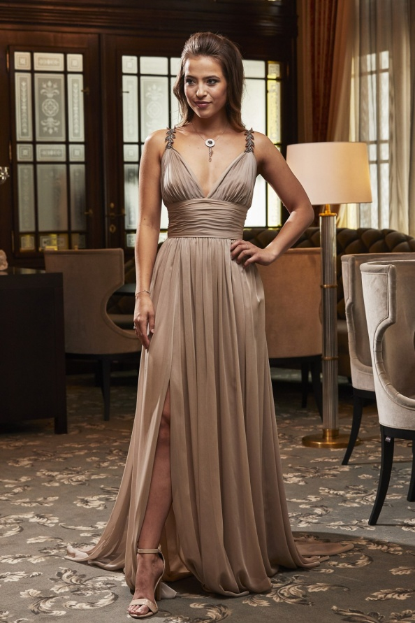 Společenské šaty Pronovias Atos style 60 2020