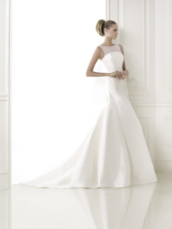 Svatební šaty Pronovias Baliza 2015