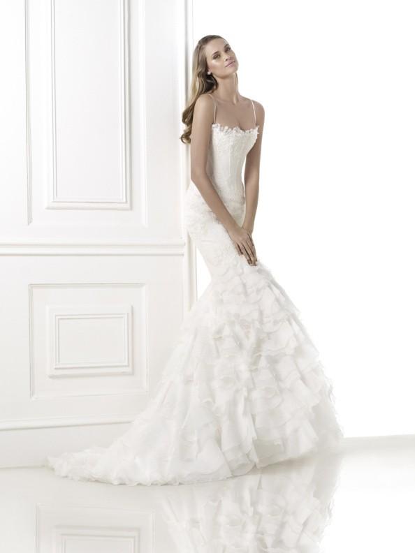 Svatební šaty Pronovias Belinda 2015