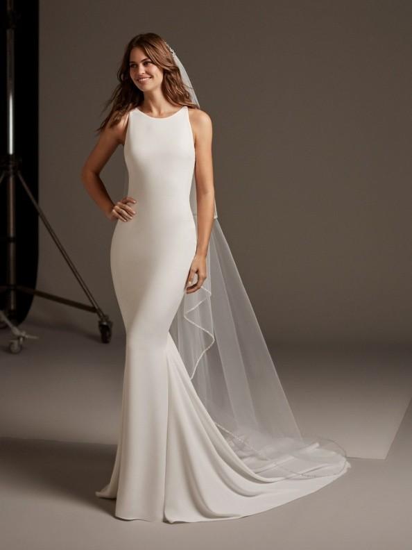 Svatební šaty Pronovias Bellatrix 2020