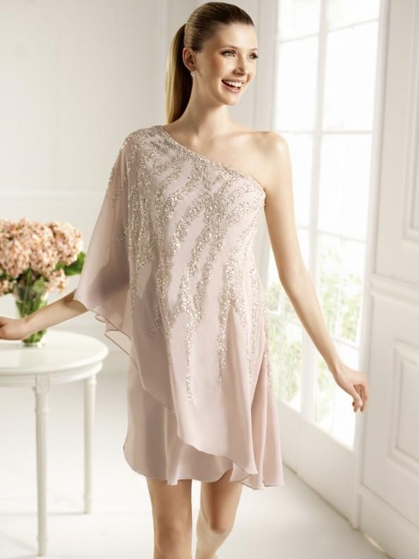 Společenské šaty Pronovias Cafetal 2015