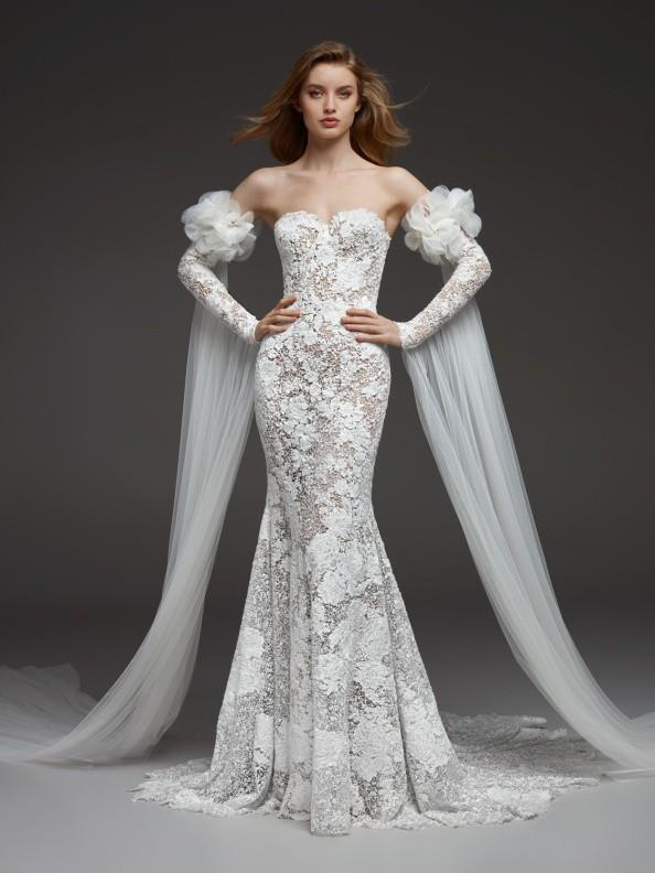 Svatební šaty Atelier Pronovias Carina 2019