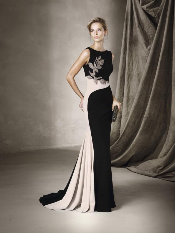 Společenské šaty Pronovias Casia 2018  832ecc8528