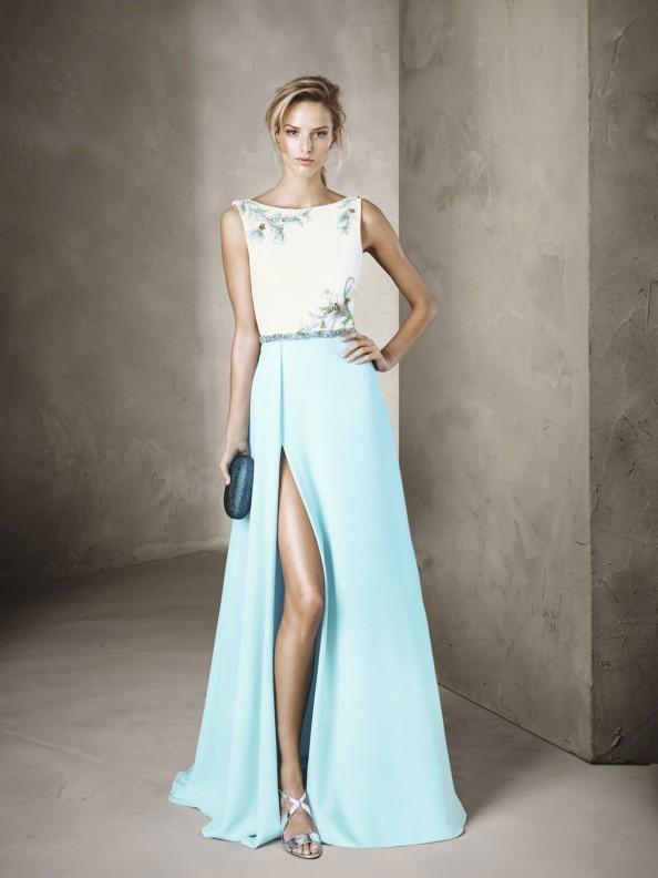 Společenské šaty Pronovias Caula 2018