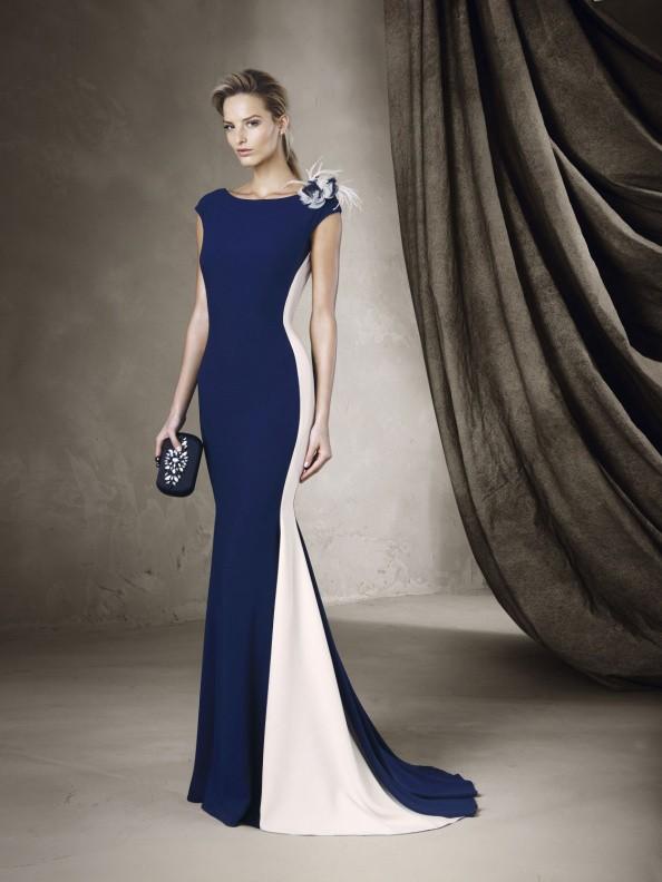 Společenské šaty Pronovias Cereus 2017