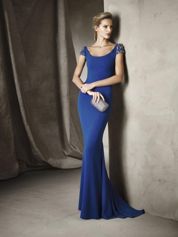 Společenské šaty Pronovias Cidra 2017