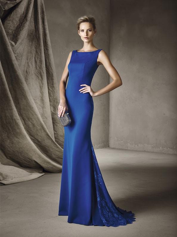 Společenské šaty Pronovias Cipriane 2017