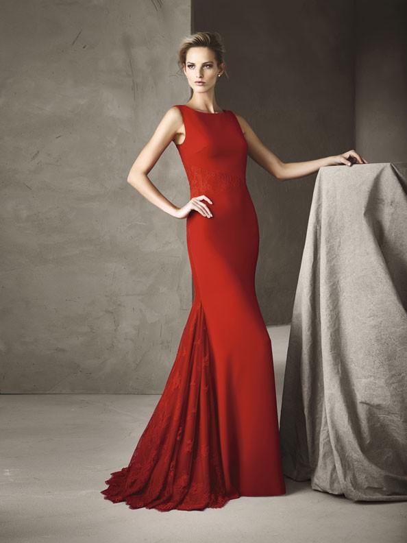 Společenské šaty Pronovias Cira 2017