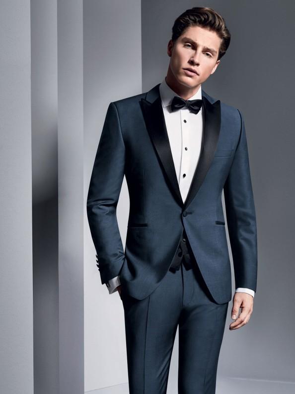 Pánské obleky Wilvorst Classic look1 2018