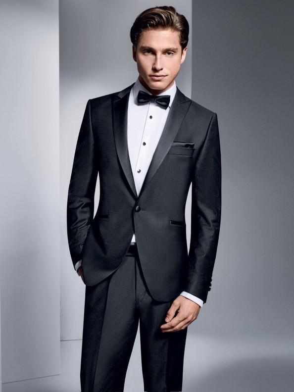 Pánské obleky Wilvorst Classic look2 2018