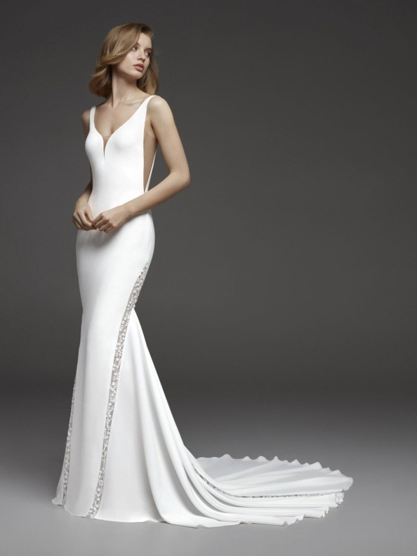 WEDDING DRESSES Atelier Pronovias Colonia 2019