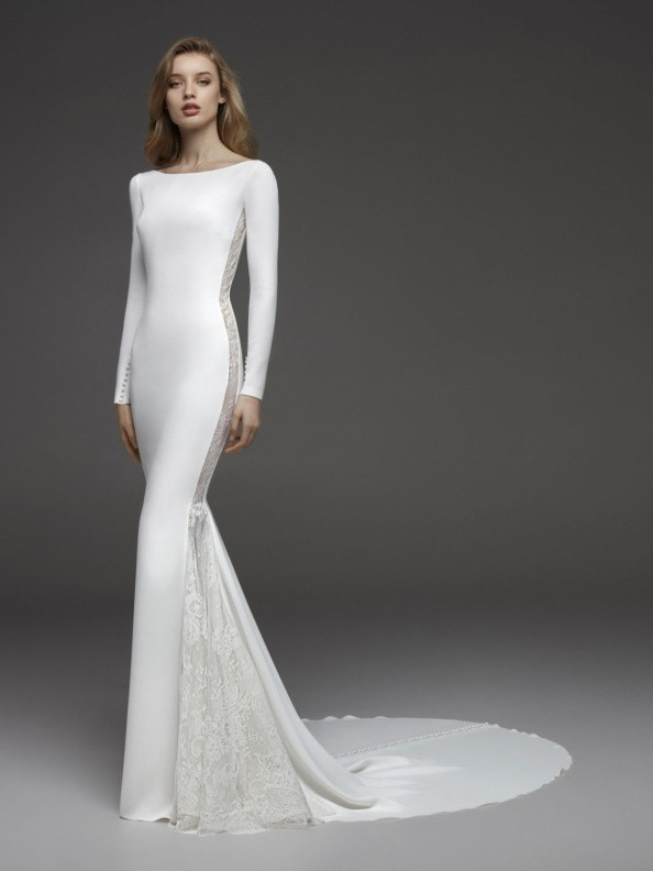 WEDDING DRESSES Atelier Pronovias Colorado 2019