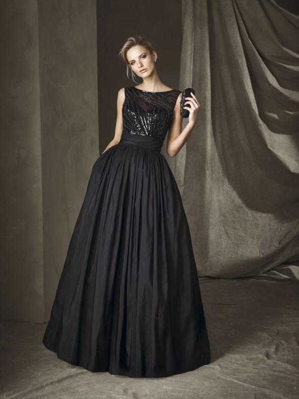 2d9308e8d01 Společenské šaty Pronovias Concesa 2018